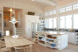 kitchen island with open shelves kitchen island with shelves contemporary kitchen wooden open