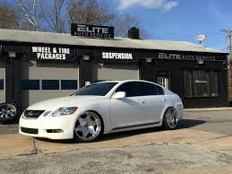 lexus wheels and tires packages gs f260 brushed polished full face wheel 2