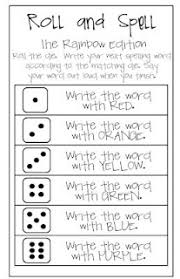 89 best spelling practice and word work images on pinterest