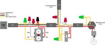 bathroom electrical circuit drawing doityourself community