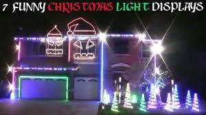 7 funny christmas light displays craveonline