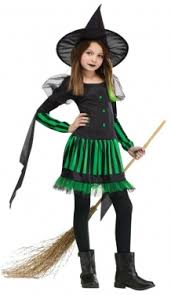 Green Halloween Costume Witch Costumes Witch Costumes Kids