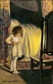 Light The Bedroom Candles In Winter I Get Up At Night And Dress By Yellow Candle Light