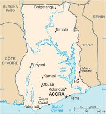 Moving From Coast To Interior Regions Of Sub Saharan Africa Maps Of Africa And The Slave Trade