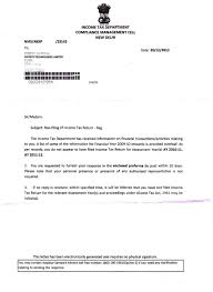 Complaint Letter Format by Ideas Collection Sample Complaint Letter To Income Tax Department