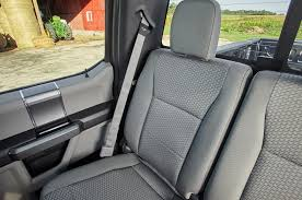 ford f250 seats 2017 ford f series duty review