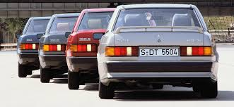 mercedes c class model history 1982 to 1993 mercedes c class 201 series