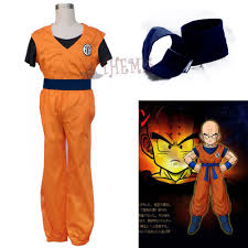 Dragon Ball Halloween Costumes Buy Wholesale Dragon Ball Cosplay Costumes China