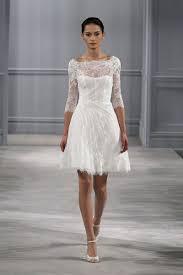 standesamt brautkleider schöne kurze hochzeitskleider zarte spitze hochzeitskleid kurz