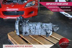 used subaru impreza complete manual transmissions for sale