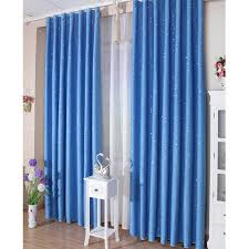 Kid Blackout Curtains Discount Blue Kids Room Blackout Curtains Made Of Poly Buy Blue