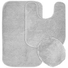 Machine Washable Bathroom Rugs by Red Bath Rugs U0026 Mats Mats The Home Depot