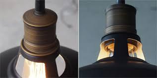 Barn Pendant Light The Mini Barn Pendant Light Industrial Style On A Budget