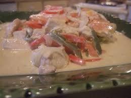 recette boursin cuisine poulet aiguillettes de poulet au boursin dans la cuisine de fabienne