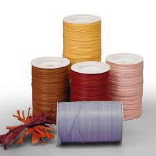 raffia ribbon colored matte raffia ribbon shop with paper mart