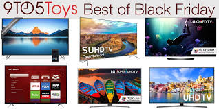 black friday tv deal amazon 9to5toys last call bose early black friday deals ecobee3 homekit