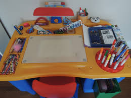 Kids Art Desk With Storage by Setting Up A Creative Space For Your Child I Can Teach My Child