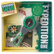 backyard safari field compass kate christmas pinterest