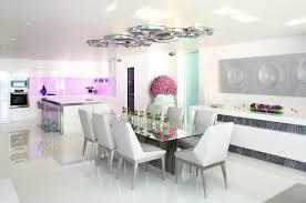 casa de praia do arquiteto de gisele bundchen projeto ambiente da sala de jantar divulgacao landry design group