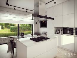 Kitchen With An Island Eclectic Kitchen For Teka Freelancers 3d