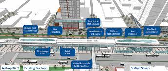 the buzzer blog metrotown single tracking begins january 17 2016