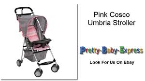 Disney Umbrella Stroller With Canopy by Pretty Baby Express Pink Cosco Umbria Stroller Pink Zigzag
