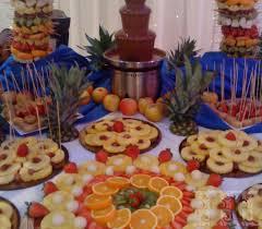 fruit displays fruit displays chocolate fountains