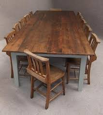 Tables For Kitchens  Dining Rooms Pine  Oak - Old pine kitchen table