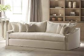 White Slipcover Sofa by 15 Inspirations Of Canvas Slipcover Sofas