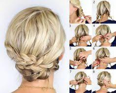 Hochsteckfrisurenen Zum Selber Machen F Mittellange Haar by Leichte Hochsteckfrisuren Für Mittellanges Haar Frisuren