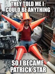 Starfish Meme - how to be a starfish imgflip