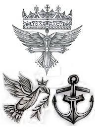 christian symbols designs by thehoundofulster on deviantart