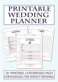 online wedding planner book printable wedding planner cd rom co uk office products