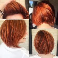Bob Frisuren In Kupfer by Am Beliebtesten Copper Orange Pravana Haarfarbe Kupfer