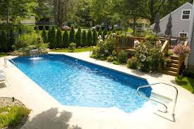 Inground Pool Patio Designs Inground Pool Style U2013 Bullyfreeworld Com