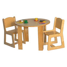 Ikea Kids Table by Furniture Nice Kids Round Table And 2 Chairs Set Plan In Dark