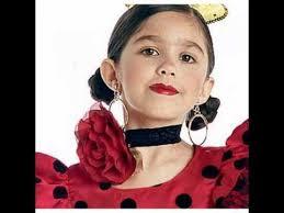 Spanish Dancer Halloween Costume Flamenco Dancer Costumes