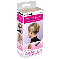 scunci easy plait twists twists and on