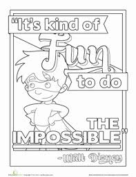 quote coloring pages education com