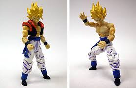 bandai dragonball ultimate figure series 9 gogeta
