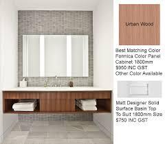 Custom Bathroom Vanity Cabinets by Bathroom Bathroom Vanity Units Gold Coast Acme Joinery Amp Custom