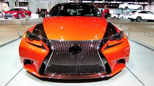 lexus is f usa 2014 lexus is250 f sport customized wide body exterior