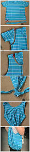 No Sew Project How To - best 25 t shirt crafts ideas on pinterest old t shirt diy diy