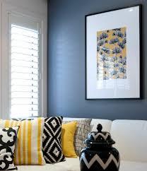 idee deco salon canape noir emejing deco salon bleu marine et blanc contemporary lalawgroup