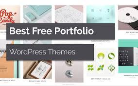 best free portfolio wordpress themes webdesign2u