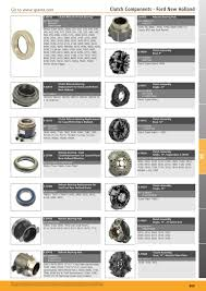 tractor parts volume 1 clutch page 971 sparex parts lists