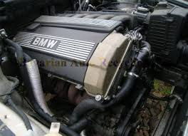 bmw e34 525i engine bmw e34 motor motorrad bild idee