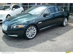 british racing green 2012 british racing green metallic jaguar xf portfolio 62434331