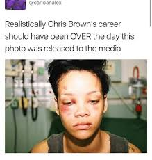 Chris Brown Meme - car loanalex realistically chris brown s career should have been