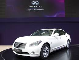 nissan infiniti debut models prove winners at the beijing motor show